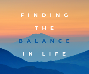 finding balance in life pdf